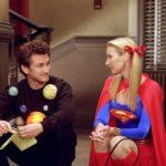 Sean Penn (participação especial) e Phoebe – Friends