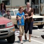 The Walking Dead – Carol e sua filha Sofia