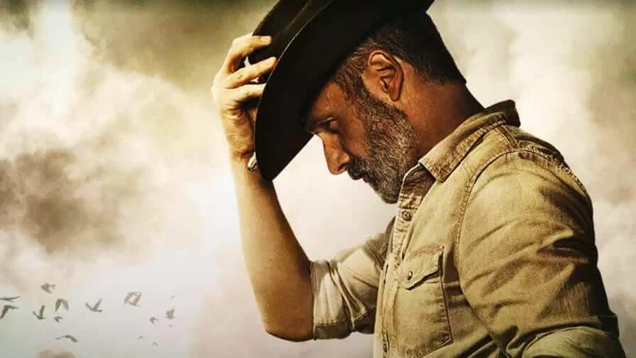 the-walking-dead-rick-e-seu-emblemático-chapéu-xerife