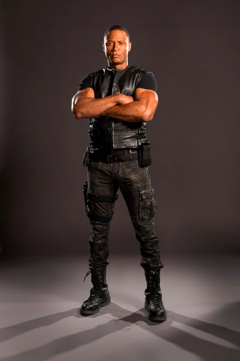 Arrow - John Diggle