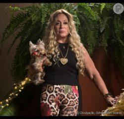 Suzana Vieira em A Regra do Jogo na personagem Adisabeba