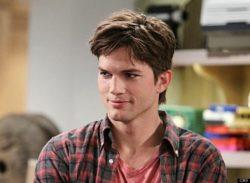 Ashton Kutcher, ator mais Bem pago da tv americana