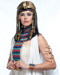 Atriz interpreta Tany na minissérie 'José do Egito'