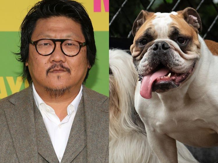 Benedict Wong dublador do Bull