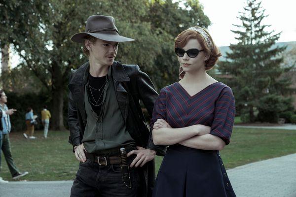 Beth e Benny Watts