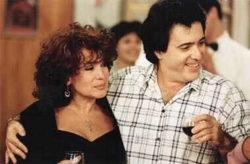 Suzana Vieira com Tony Ramos