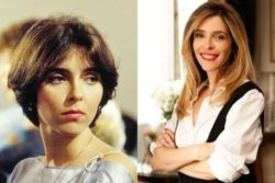 Atriz Débora Evelyn antes e depois