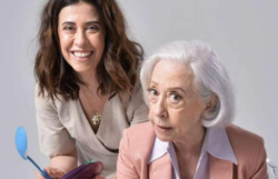 Fernanda Montenegro e sua Filha Fernanda Torres