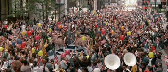 Desfile de chicago