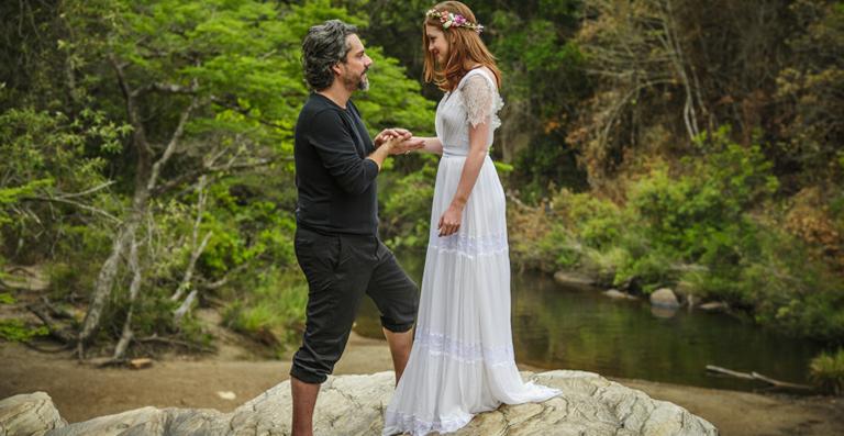 Império-Casamento José Alfredo(Alexandre Nero) e Maria Isis(Marina Ruy Barbosa)