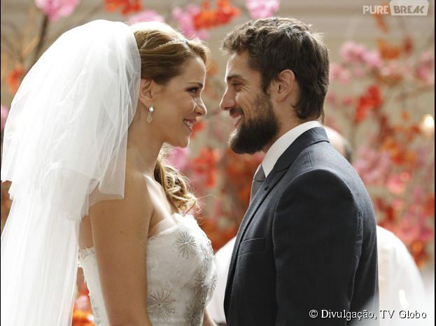 Império-Casamento de Cristina(Leandra Leal) e Vicente (Rafael Cardoso)