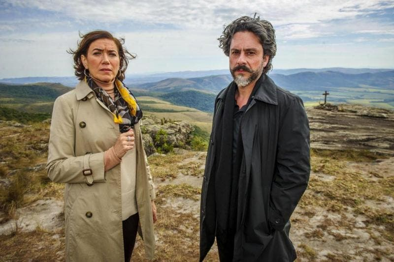 Império-Maria Marta(Lília Cabral) e José Alfredo(Alexandre Nero)