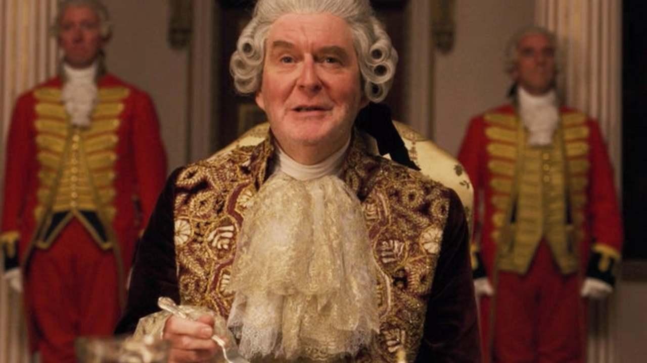 James Fleet como Jorge III