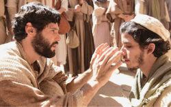 Jesus-cura-um-cego-de-nacensa-Judas-Tadeu