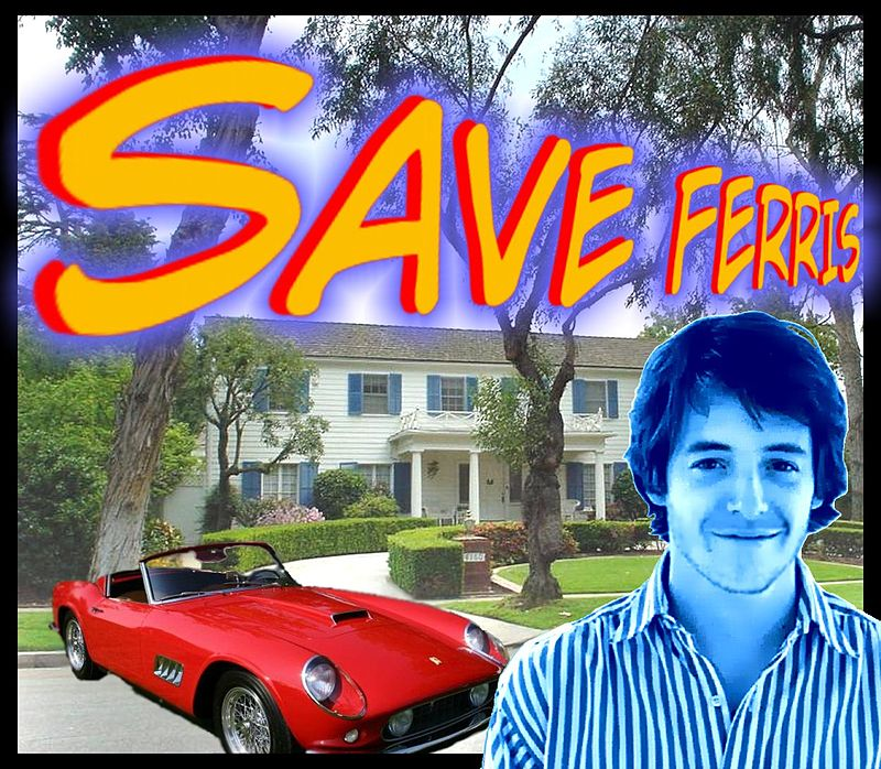 frase salve Ferris