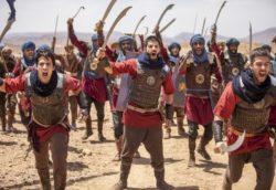 No capítulo desta quarta-feira (31) de Jezabel, o embate entre os dois exércitos finalmente acontece