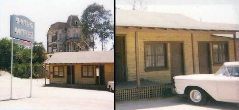 Imagem do motel Bates