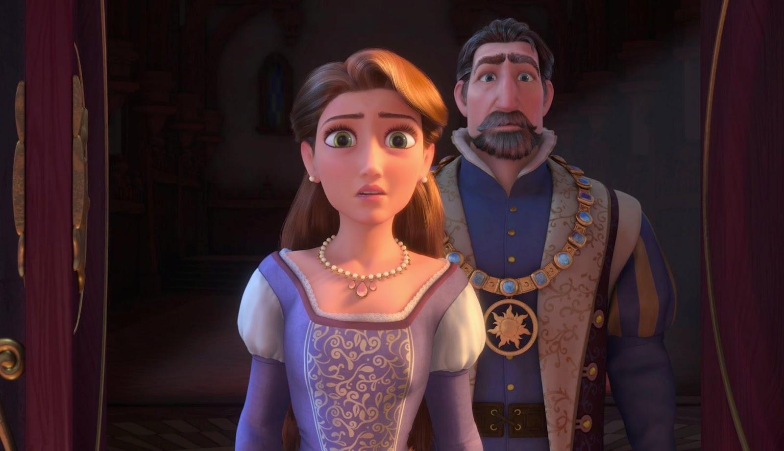 Pais de Rapunzel