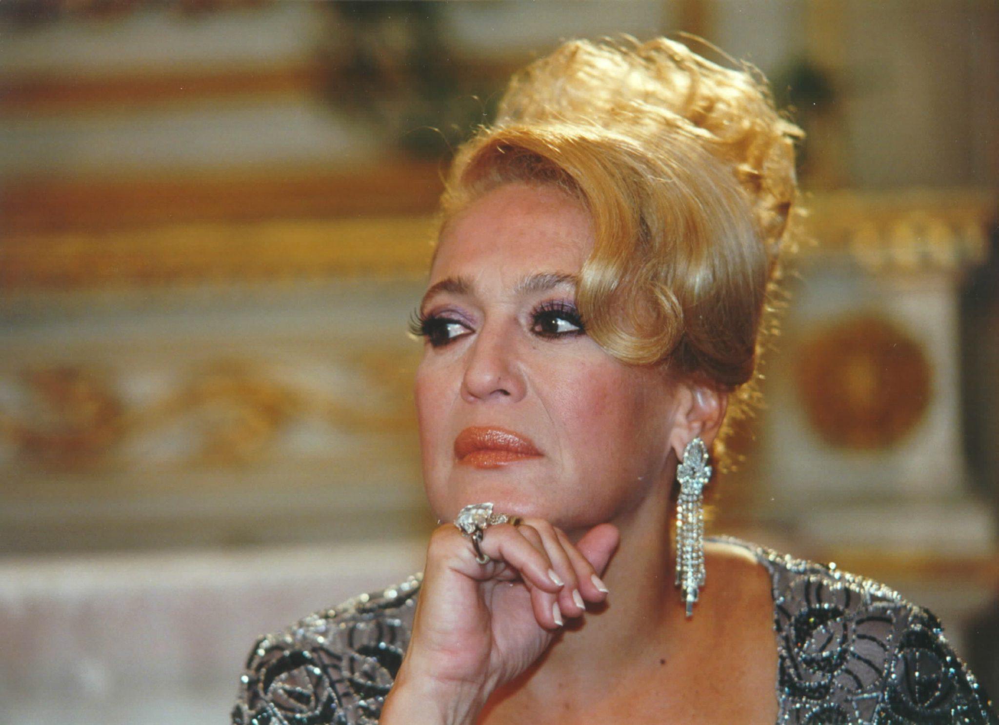 Susana Vieira como Branca