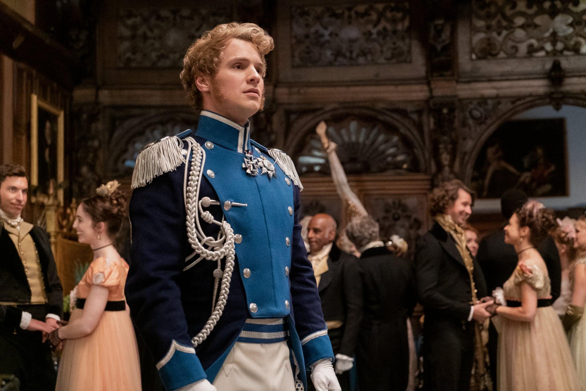 Príncipe Frederick em bridgerton