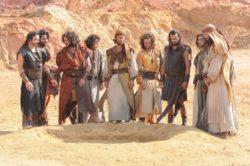 Rúben, Simeão, Levi, Judá, Dã, Naftali, Gade, Aser, Issacar, Zebulon