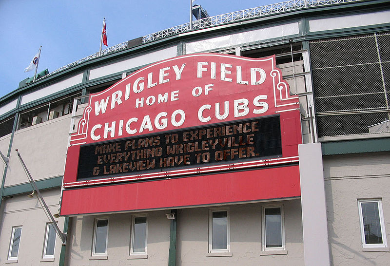 casa do chicago cubs