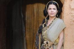 Zilpa Andrea Avancini Antiga serva de Lia Denise Del Vecchio e concubina de Jacó (Celso Frateschi), é mãe de dois filhos do hebreu. Tem bom coração, mas não é muito confiável
