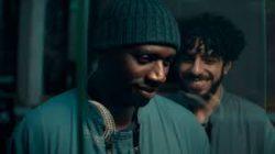 Assene Diop em cena do primeiro episódio