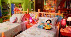 caracteriização do quarto das meninas