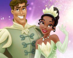 A Princesa e o Sapo-Tiana e Naveen