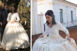 A escrava Isaura vestidos, Bianca Rinaldi