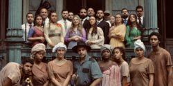 """A peça """"A Escrava Isaura"""" estreia neste sábado (20/07) no Teatro Henriqueta Brieba, no Rio de Janeiro!"""