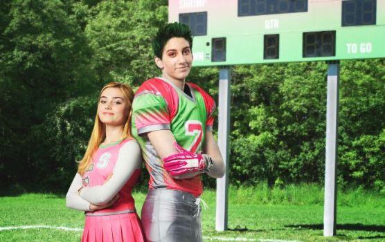 Addison e Zed
