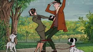 Anita e Roger quando se conheceram