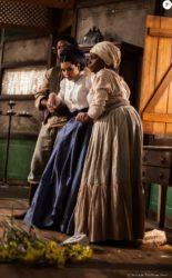 Após bater em Juliana (Gabriella Moreyra), Maria Isabel (Thais Fersoza) passa mal e perde o bebê, no capítulo que vai ao ar na quarta-feira, dia 28 se setembro