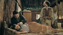 Após castigo de Maria Isabel, Miguel resgata Juliana ferida e ela é dada como morta
