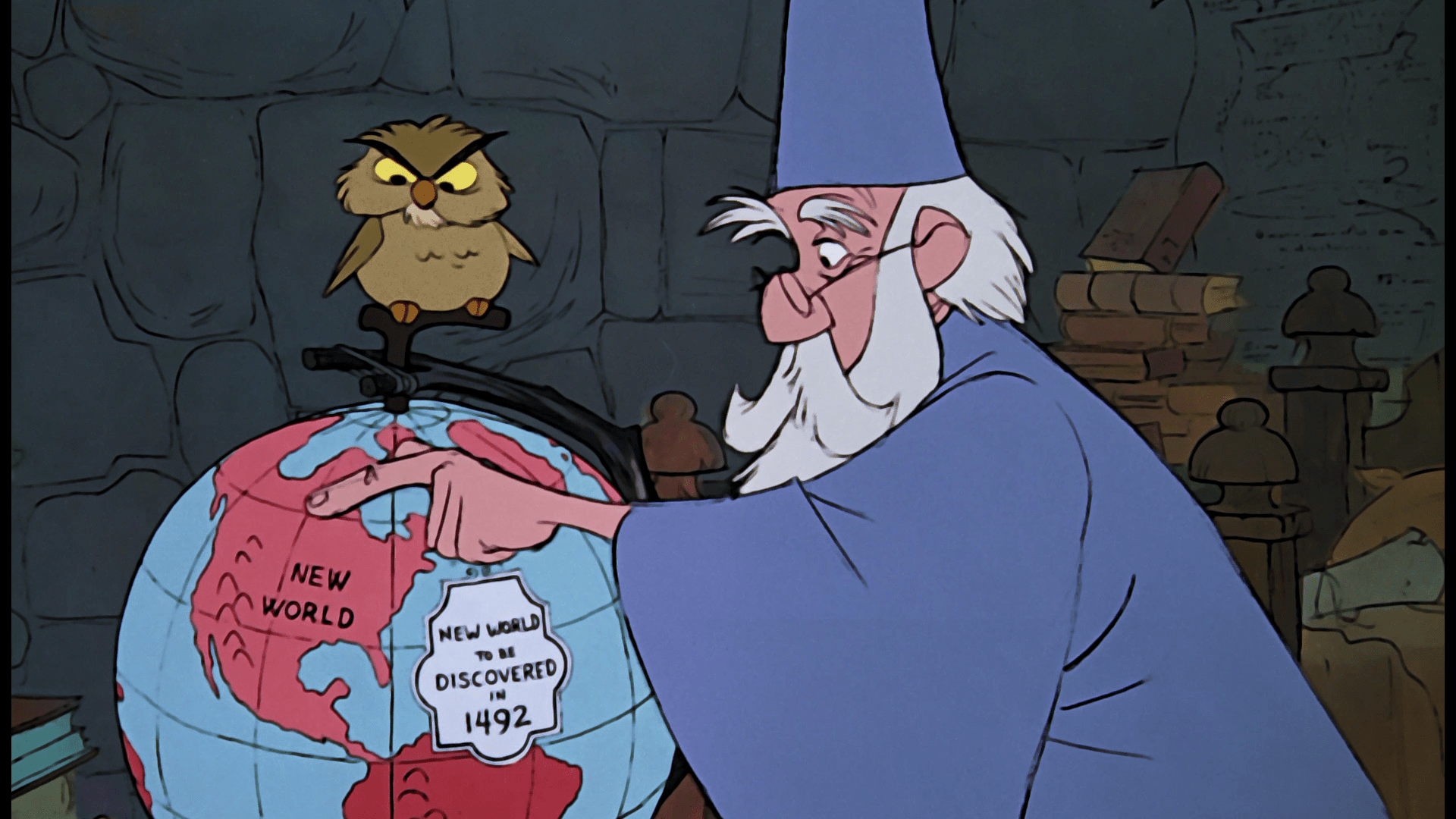 Archimedes e Merlin