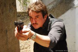 Caio Junqueira integrou o elenco de 'A Lei e o Crime' (2009)