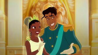 Casamento de Tiana e Naveen