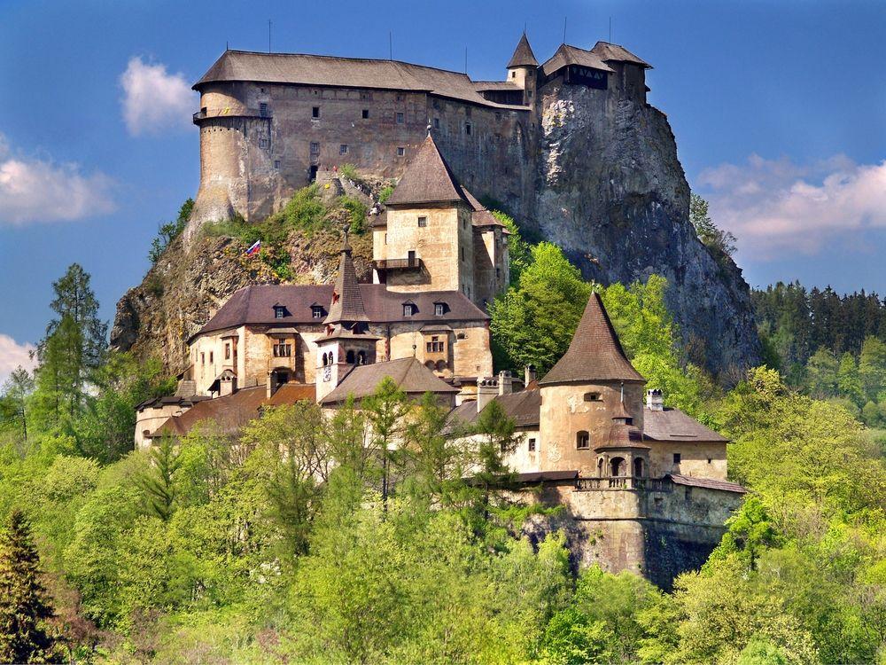 Castelo Orava