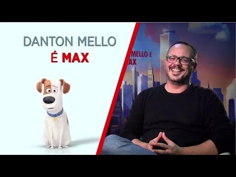 Danton Mello voz do Max versao brasileira