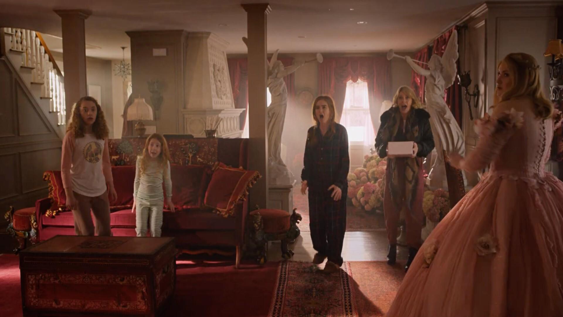 Eleanor transforma casa de Mackenzie