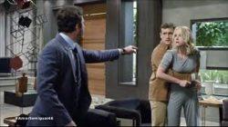 Em Amor Sem Igual, Fernanda acusa Tobias de ordenar a morte de Luciana e o chama de assassino. Ela desabafa com a avó sobre o comportamento do irmão e suas suspeitas