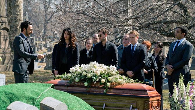 Funeral A Lista Negra