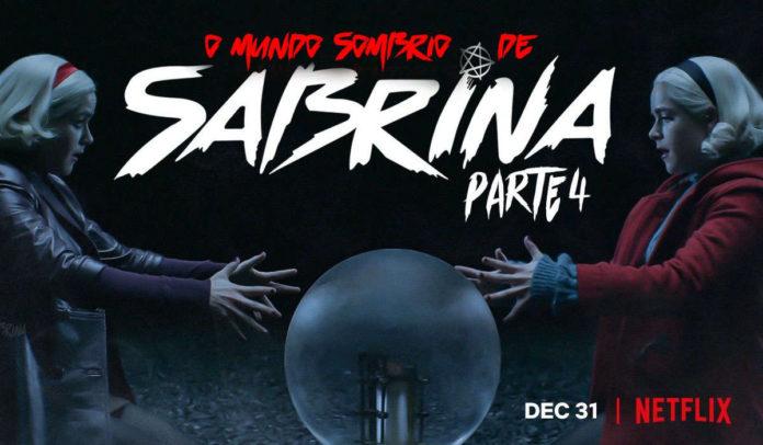 Promocional parte 4 o Mundo Sombrio de Sabrina