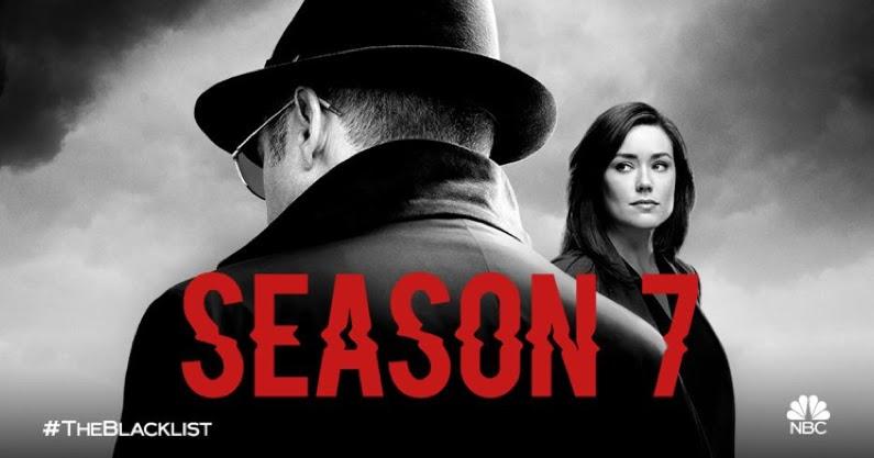 promocional temporada 7 A Lista Negra