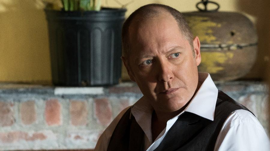 James spader Reddington A Lista Negra