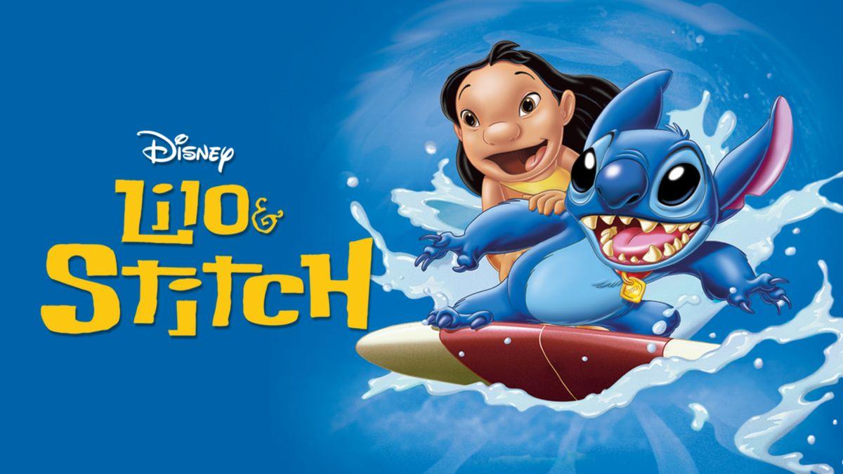 Lilo & Stitch-poster