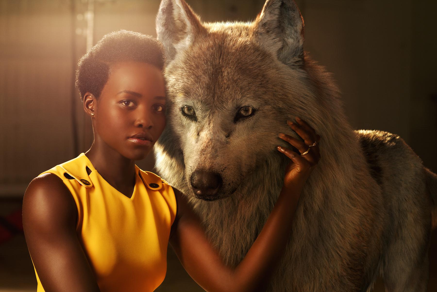 Lupita Nyongo voz de Raksha