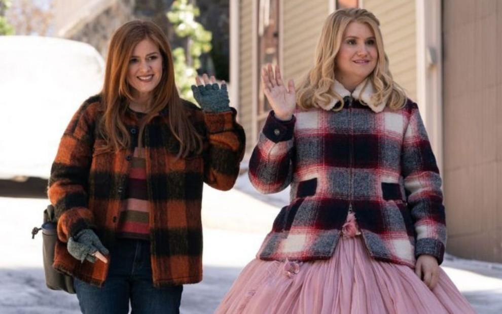 Mackenzie e Eleanor